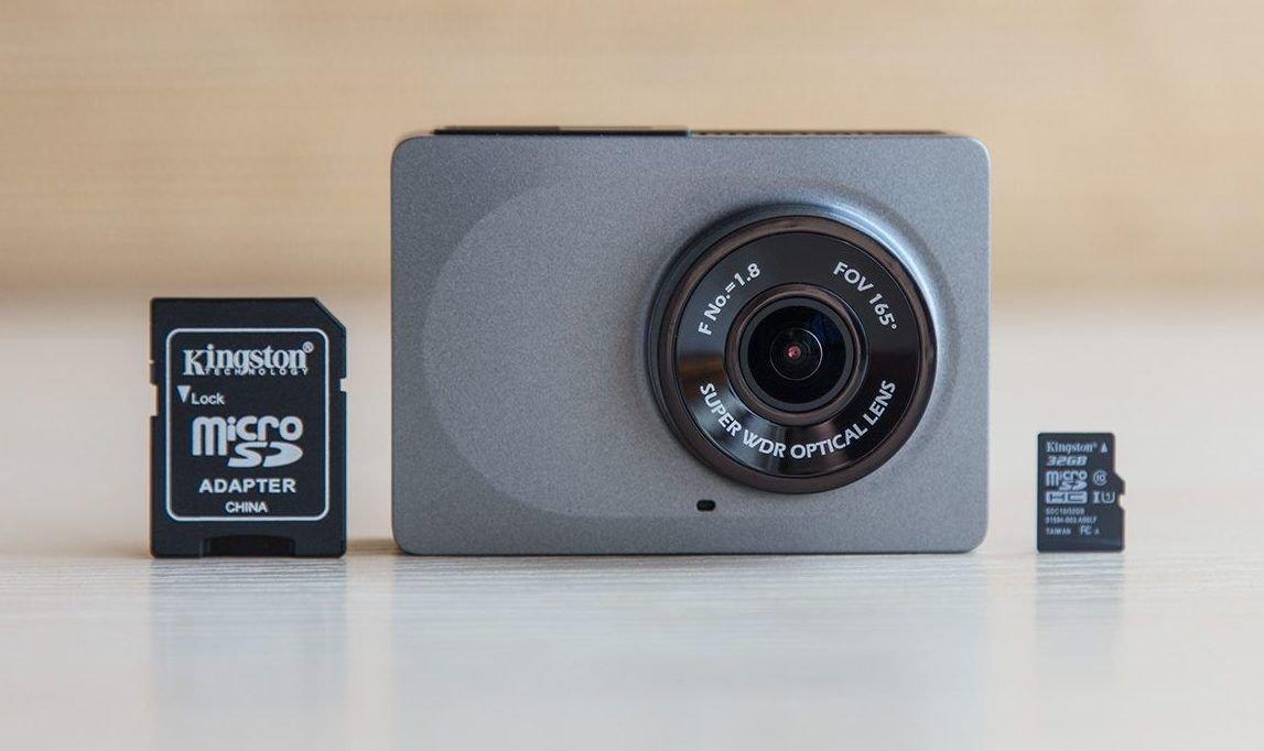 Xiaomi YI Smart car DVR