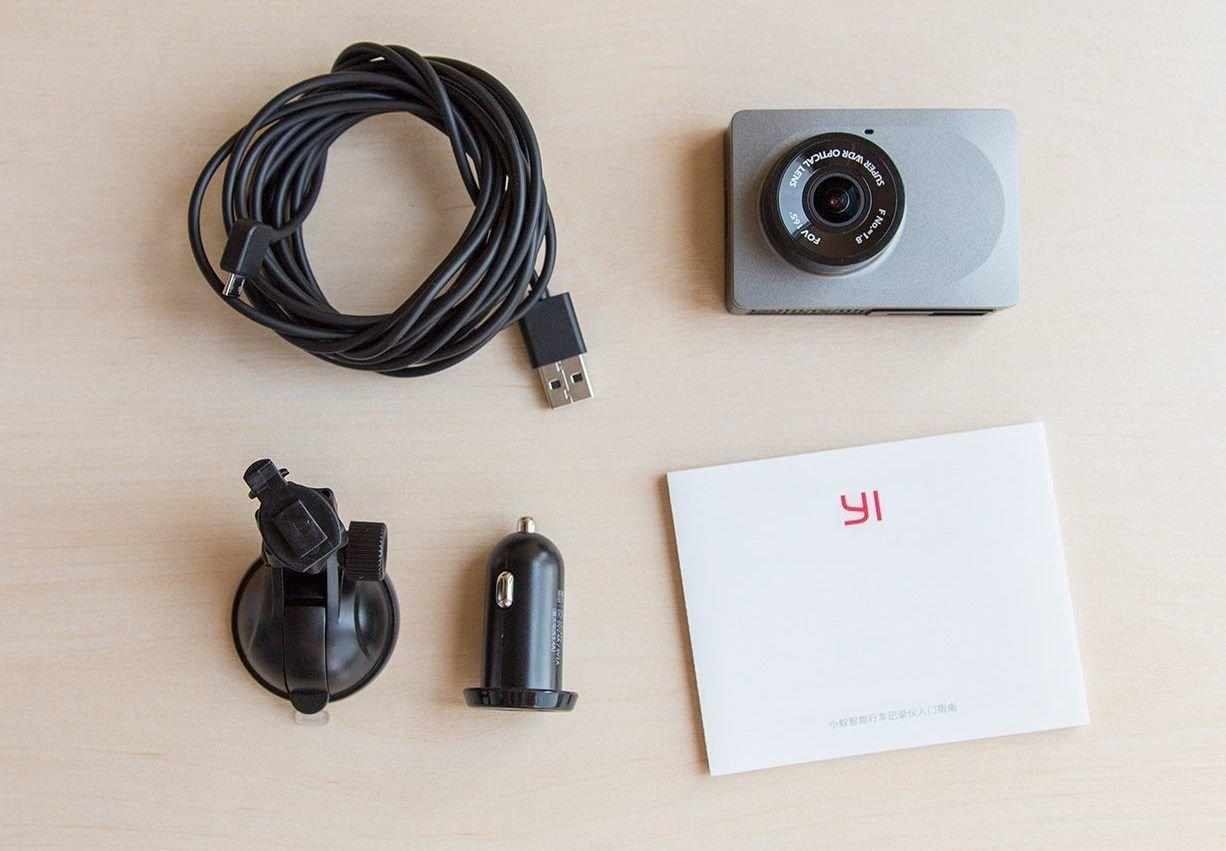 Комплектация Smart Car DVR