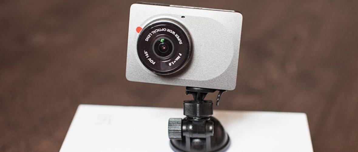 Видеорегистратор Xiaomi