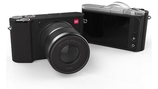 Камера xiaomi yi m1