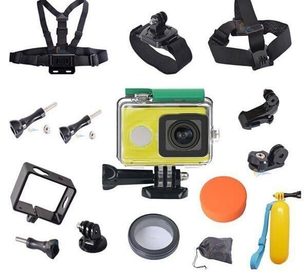 Аксессуары для камеры Xiaomi Yi Sport
