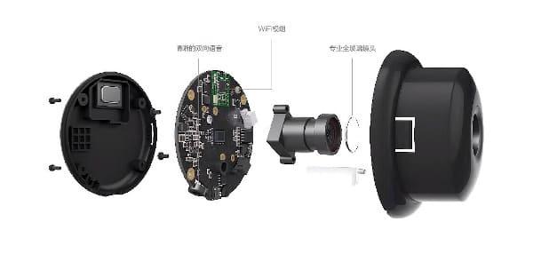 xiaomi yi smart home camera