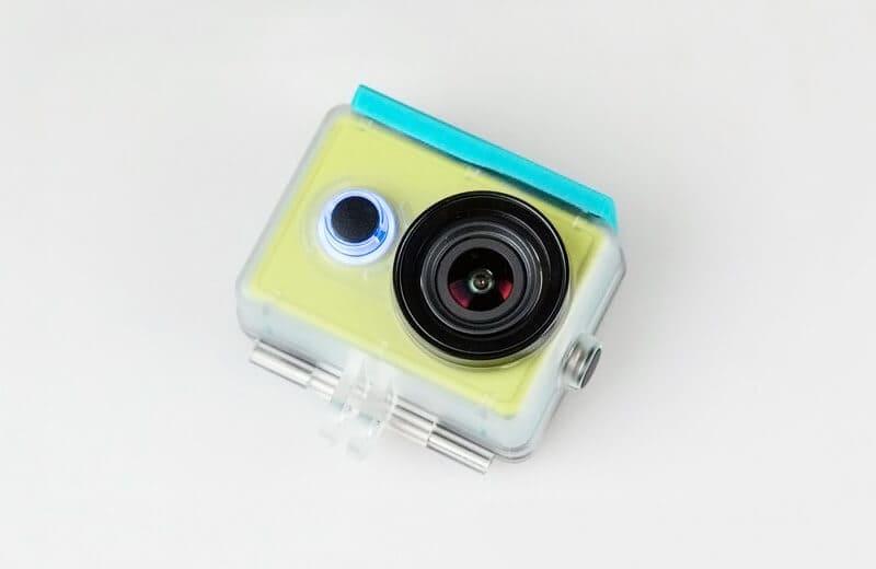 Аквабокс для xiaomi yi action camera
