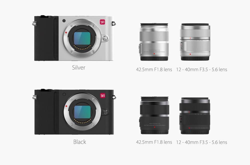 Объективы для камеры Xiaomi Yi M1