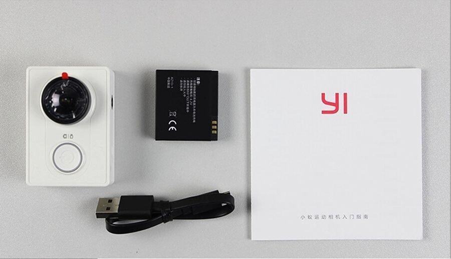 Комплект Xiaomi Yi basic edition