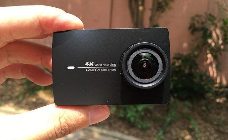 Xiaomi YI 4k обзор