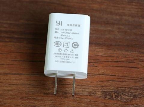yi dome camera зарядное