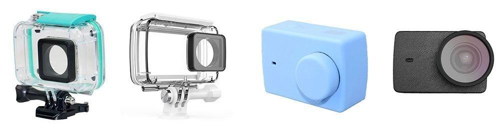 Защитные боксы для камеры YI 4k