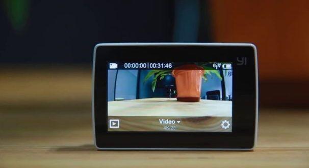 Экран Yi 4K