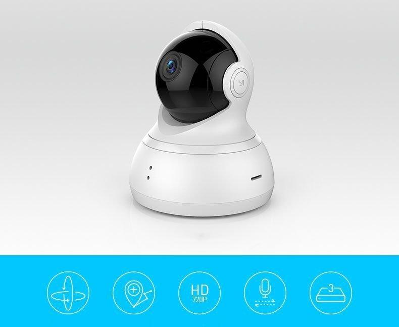 Купольная камера Xiaomi YI 360 home camera