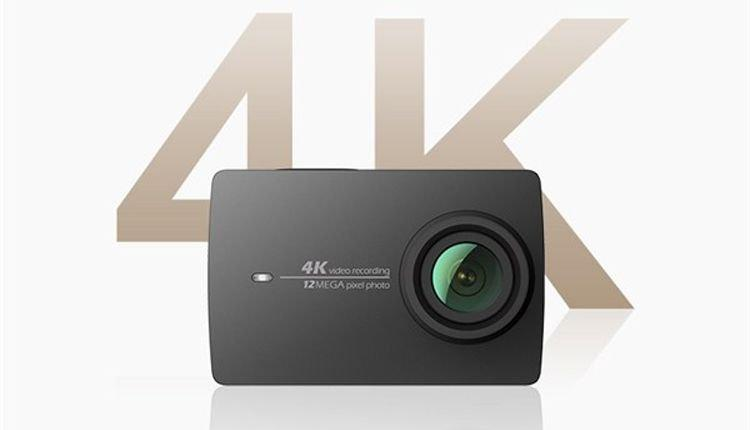 Экшен камера Xiaomi YI 2