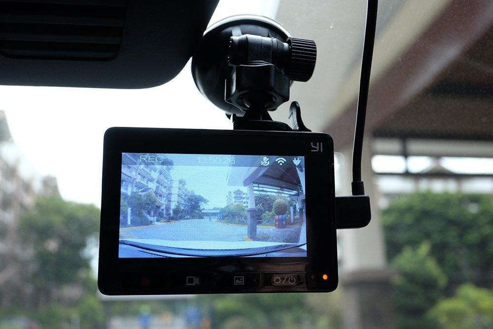 Запись в экстренных YI  Smart Car