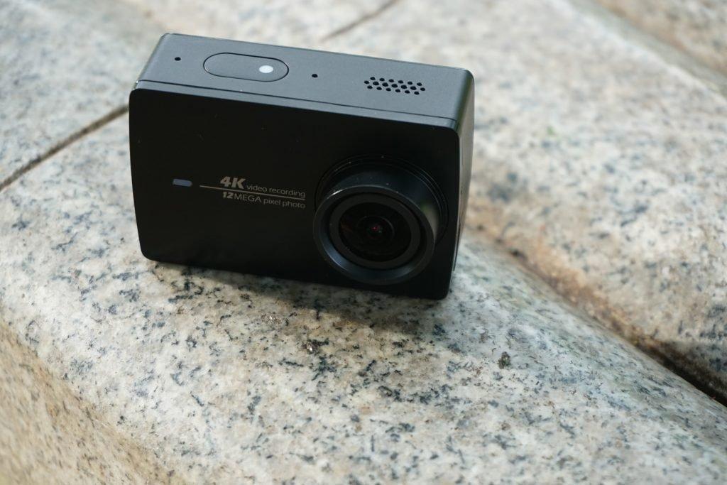 Xiaomi Yi 4k action camera черный