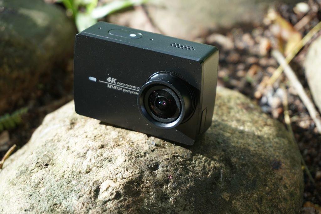 Xiaomi Yi 4k action camera фото
