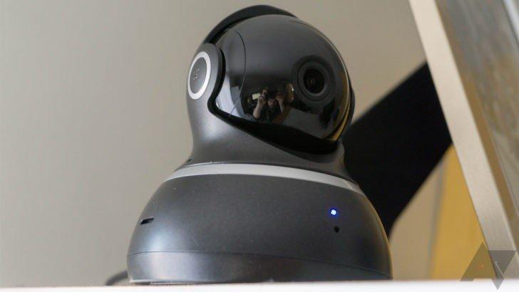 YI Dome Home camera 1080p