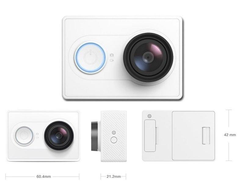 Xiaomi Yi Sport white