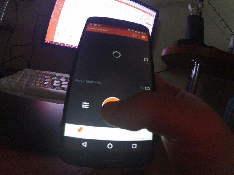 Подключение Xiaomi Yi у смартфону