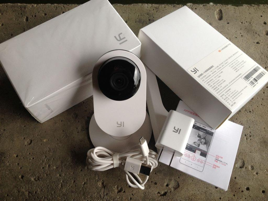 IP камера Xiaomi Yi Ants white