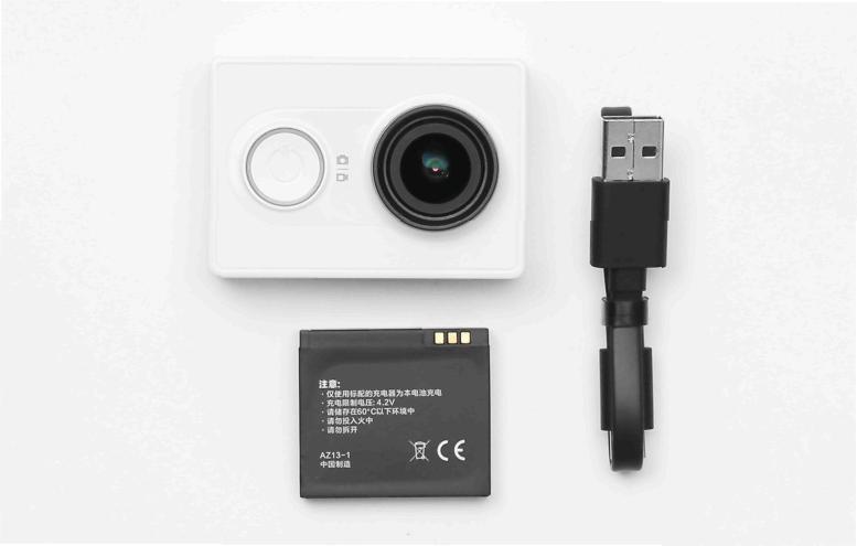 Дополнительный аккумулятор для Xiaomi Yi Sports