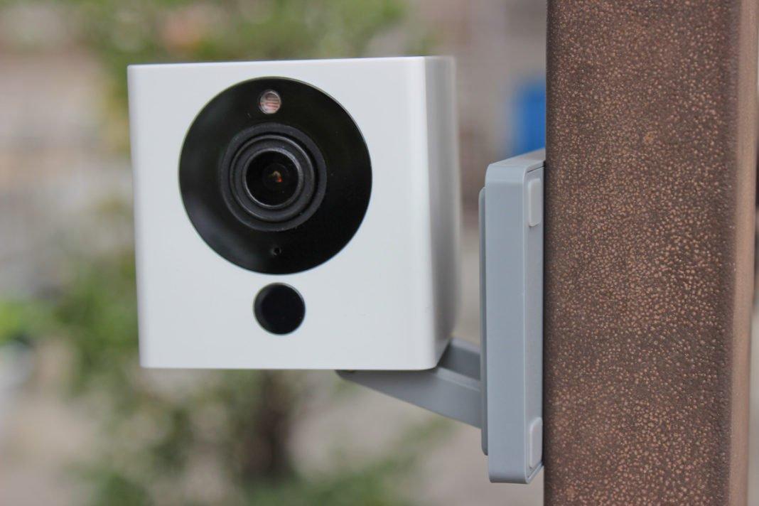 IP камере Xiaomi Xiaofang smart camera