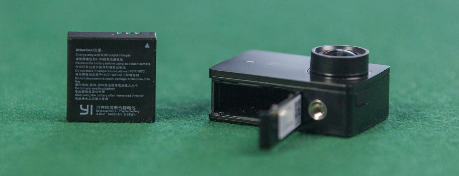 Батарея для Xiaomi Yi 4K