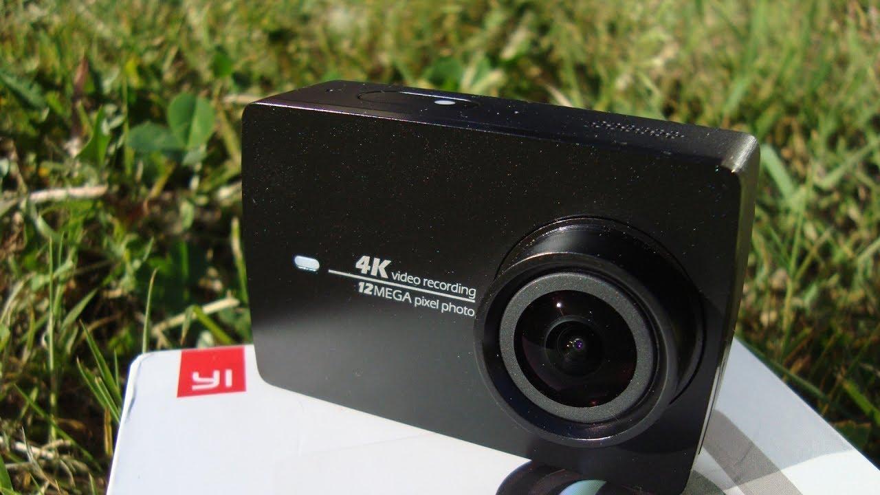 Экшн камера Yi 4k