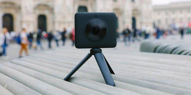 Камера Xiaomi Mijia 3.5K Panorama