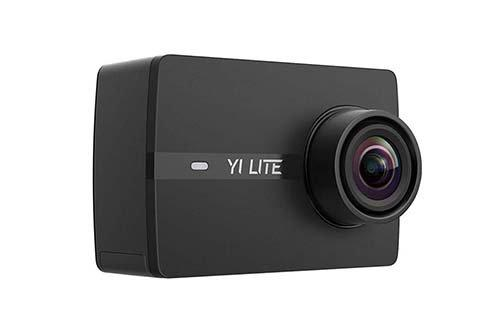 Дизайн Yi Lite action camera