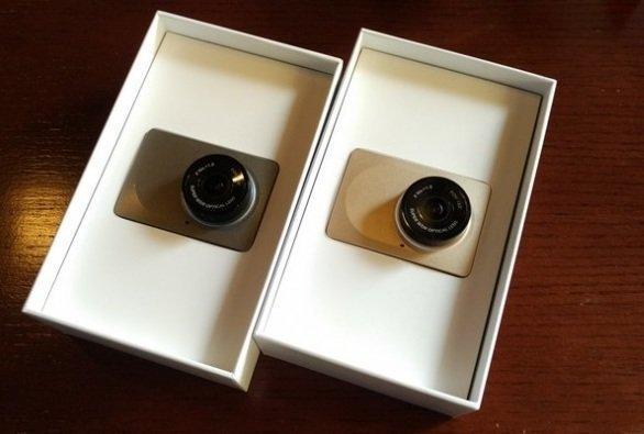 Камера Xiaomi Yi smart car dvr