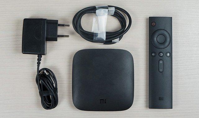 Smart TV Xiaomi Mi box 3