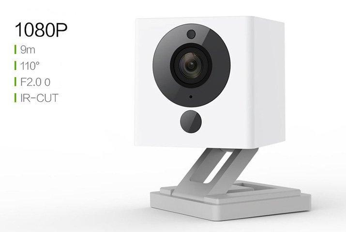 Xiaomi Mijia Small Square Smart Camera