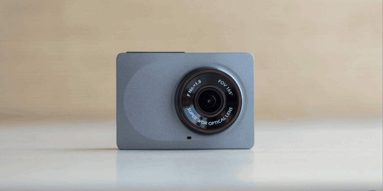 Регистратор Xiaomi YI Smart Dash camera gray