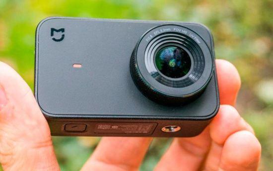 Xiaomi Mijia Car DVR черный