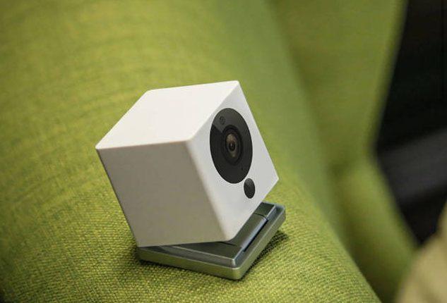 Камера Xiaomi Mi Small Square Smart Camera