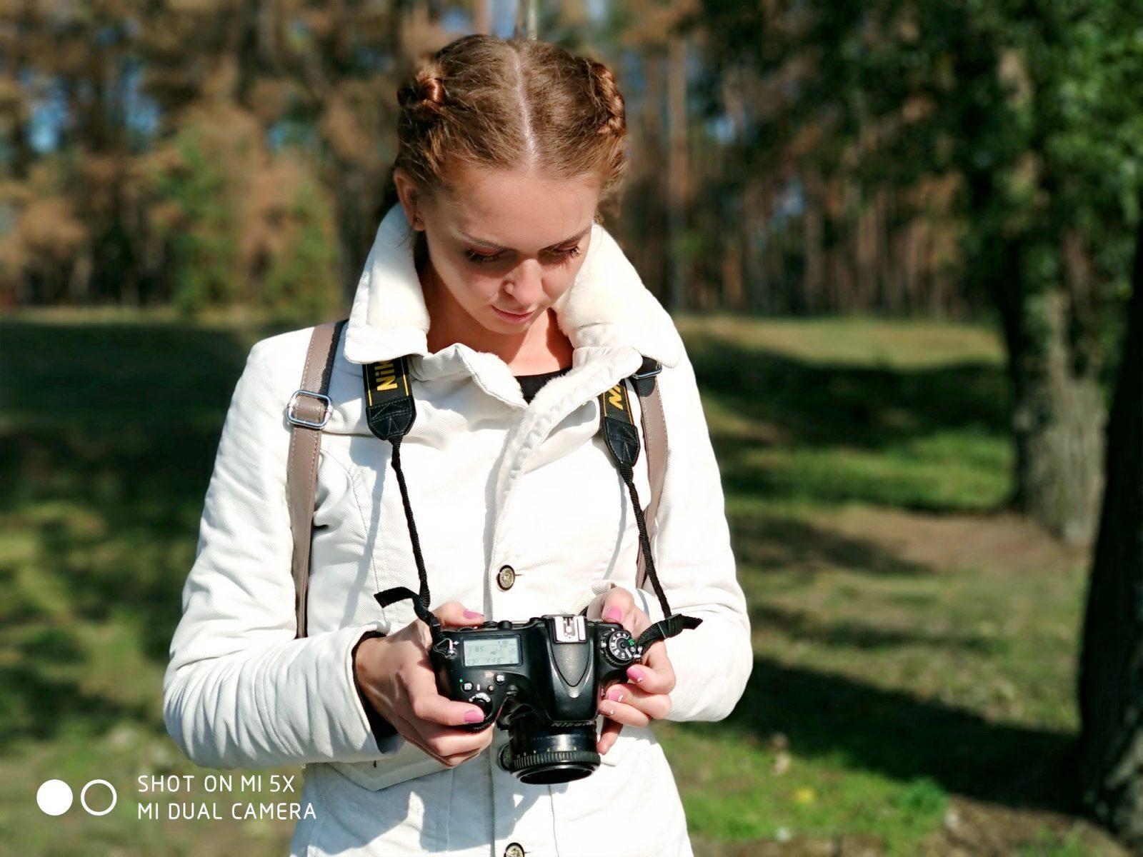 xiaomi mi 5x фото с камеры