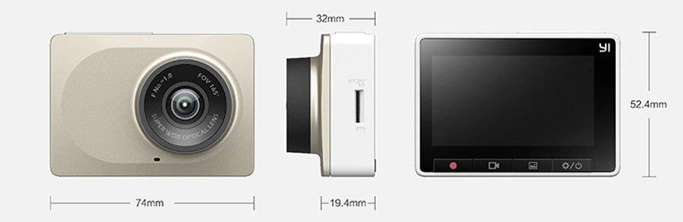 Xiaomi Yi Smart Car