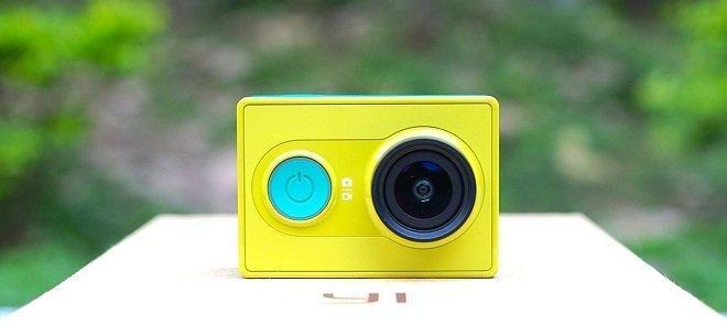 xiaomi yi использовать как веб камеру