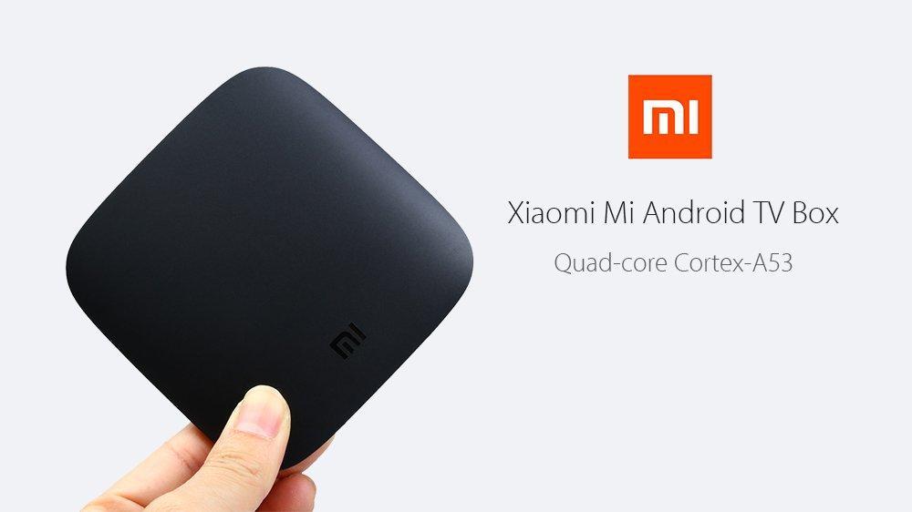 Xiaomi Smart TV mi box