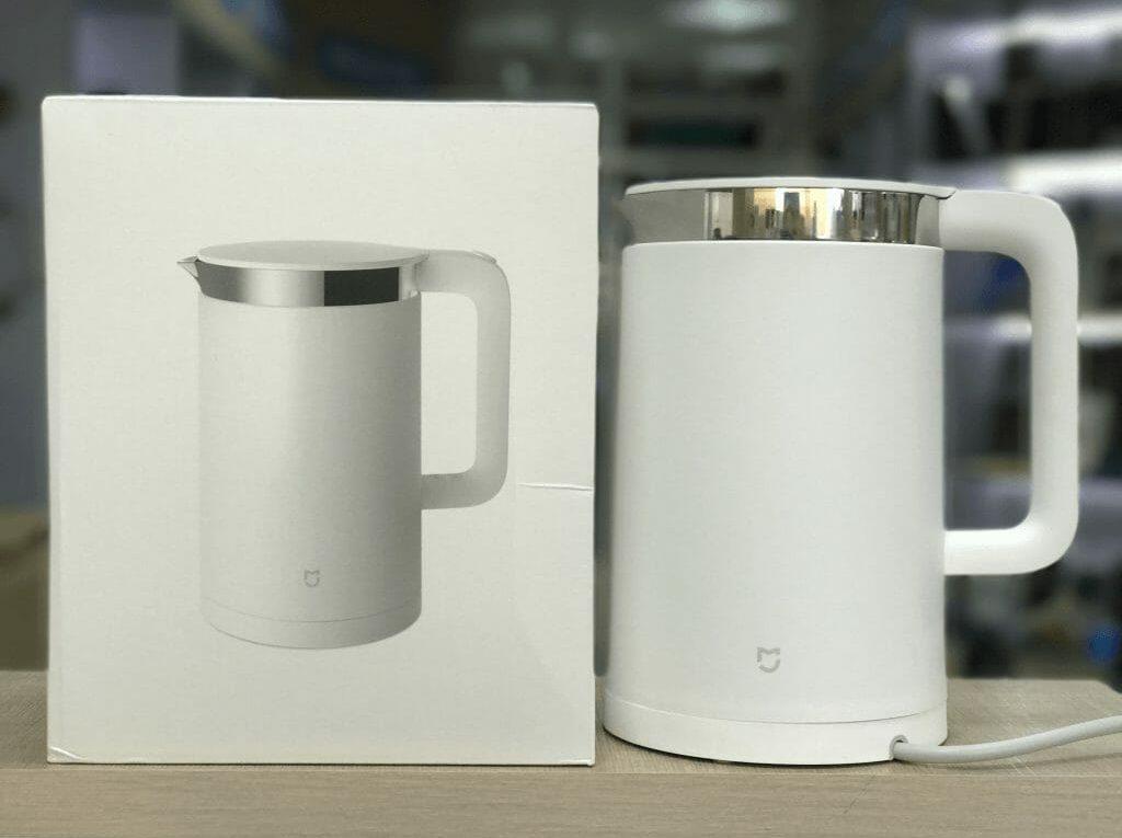 Mijia Умный чайник Xiaomi Mi Smart Kettle — купить по ...