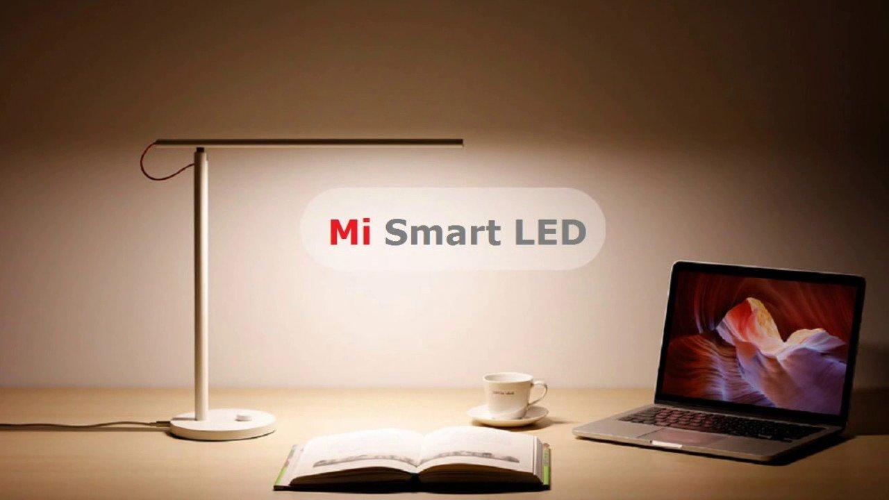 xiaomi mi smart led desk lamp mijia
