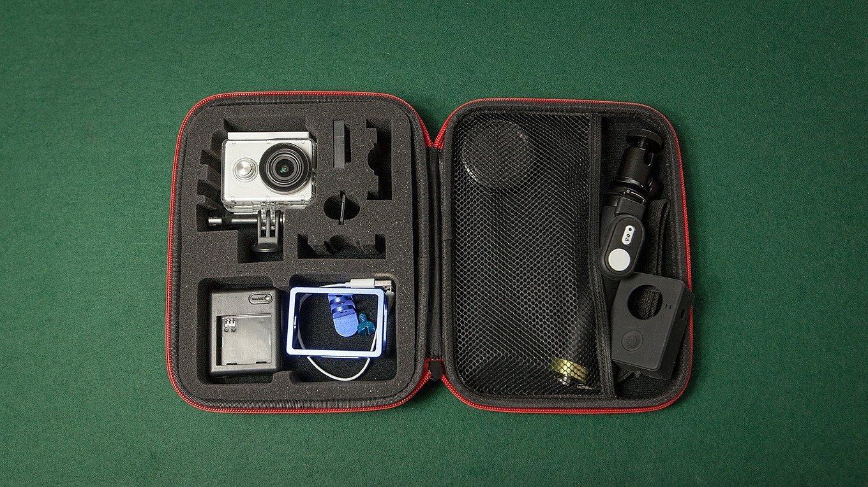 Значение аксессуаров для экшн камеры Xiaomi yi 4k