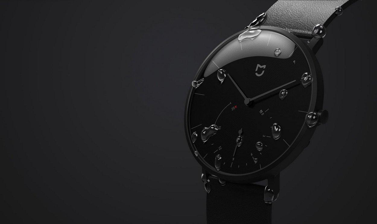 xiaomi mijia quartz watch обзор