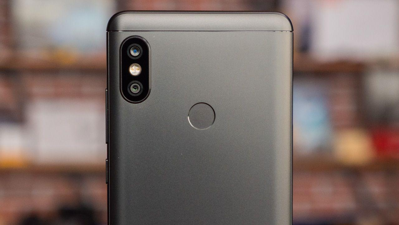 xiaomi redmi note 5 камера