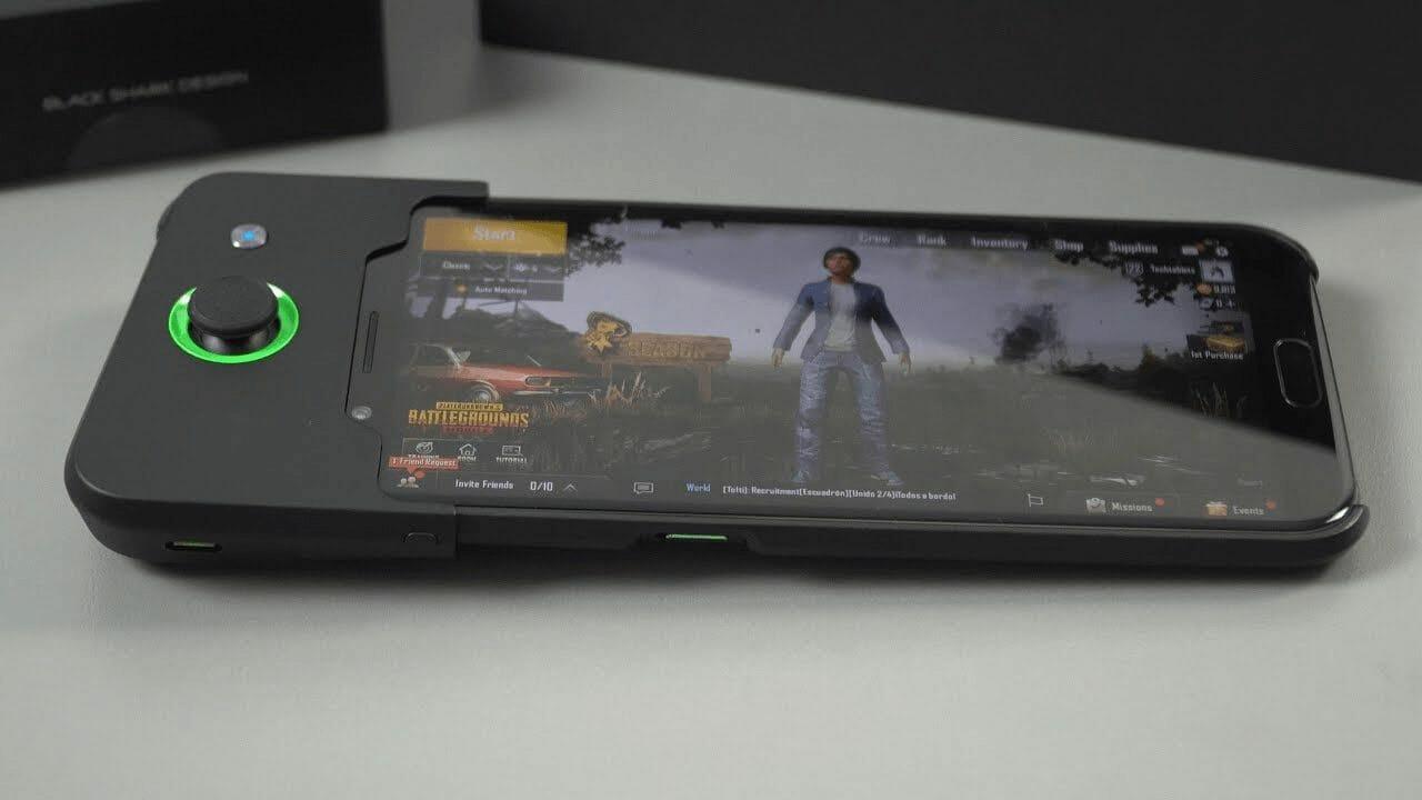 Обзор игрового смартфона Xiaomi Black Shark Helo