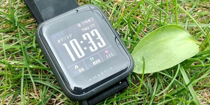 Инструкция к смарт часам Xiaomi amazfit bip