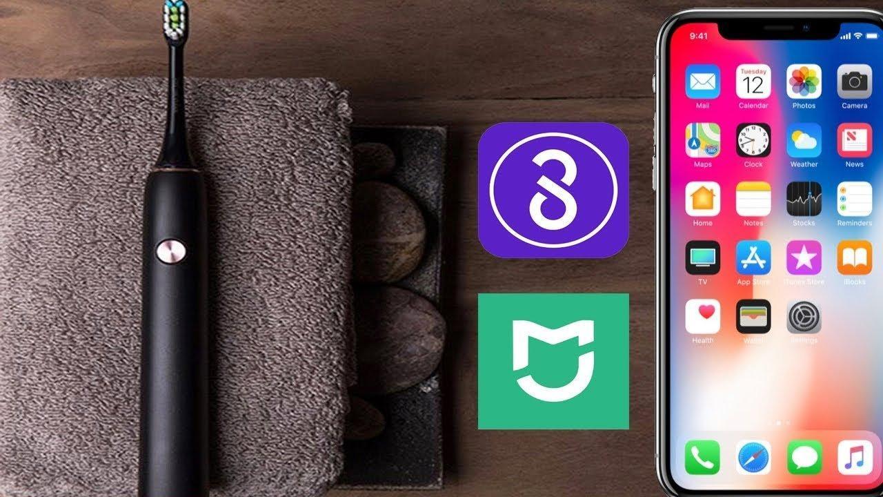 Инструкция к зубной щетке Xiaomi soocare x3