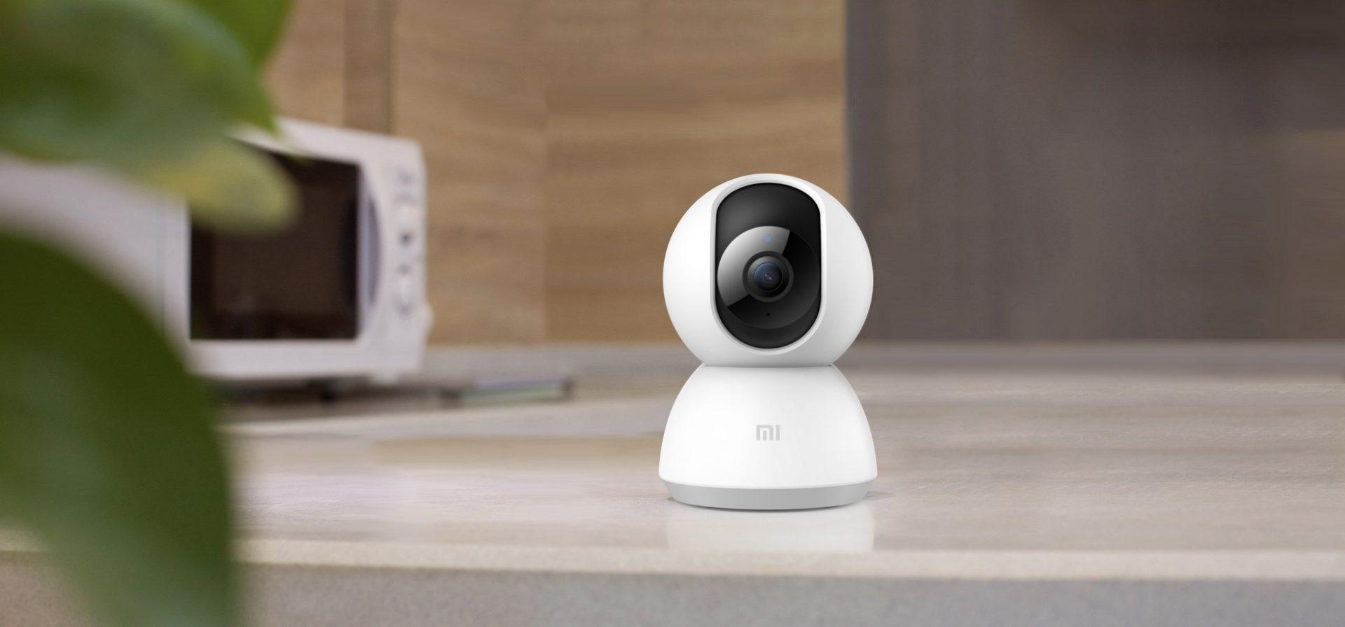 ip камера xiaomi home security camera