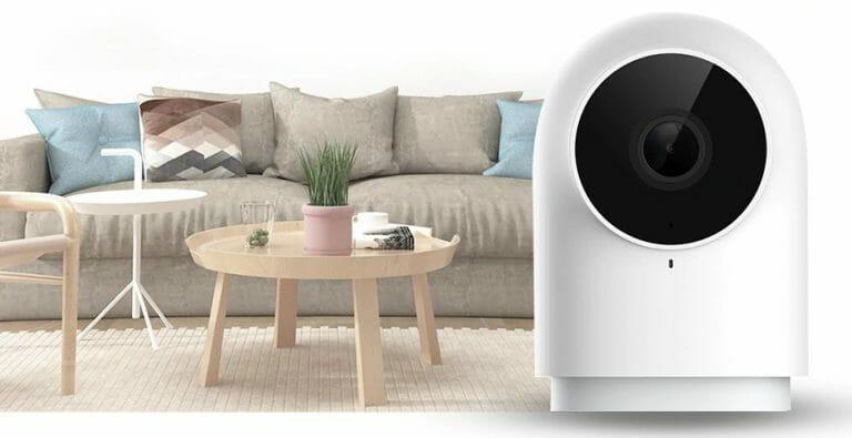 aqara smart ip camera