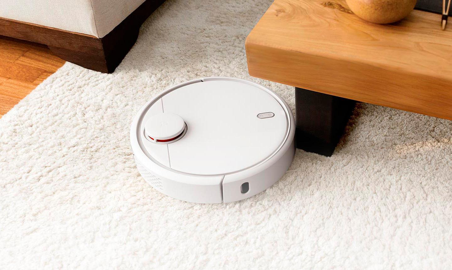 xiaomi vacuum cleaner инструкция