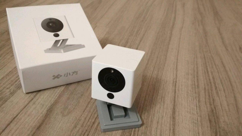 xiaomi mi small square smart camera isc5